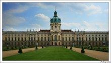 Дворец Шарлоттенбург / Летняя резиденция Софии-Шарлотты, жены короля Фридриха I.  Строительство замка было завершено в 1790 году.