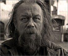 Портрет жителя норвежской глубинки погрязшего в пьянстве. / Norway