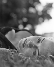Мечтать.. / mamiya test Фотомодель Алёна Буландо.