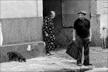 Жили-были... / по поводу Львовских собачек обещанное...