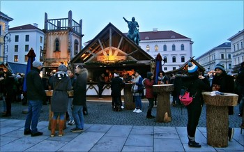 Перед Рождеством / Мюнхен