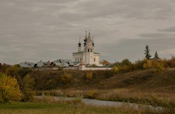 Александровский монастырь в Суздале. / ***