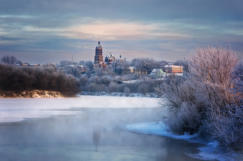 Зимняя Клязьма / ***