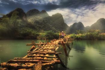 Дорогами и вершинами Вьетнама... / https://mikhaliuk.com/China-Phototour-Journey-Landscapes-of-Guilin/