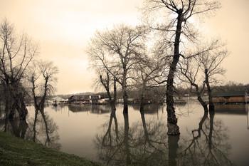 Наводнение / Наводнение.