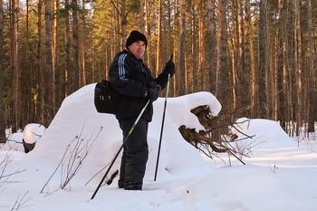Снежные зарисовки в лесу. / С Наступающим Новым Годом! Уважаемые фотографы фото сайта!