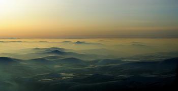 Безмолвие / Приангарье, высота 6500м.