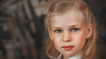 Портрет девочки / Ph: Roman Sergeev http://vk.com/srfoto