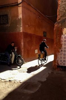 / Марракеш, Марокко, декабрь 2018 г.