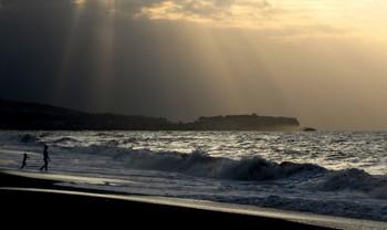 Солнечный проблеск / Крит-шторм