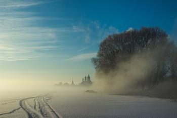 в туманном декабре / ***