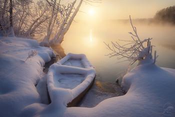 Зимовка / На Шатурских озерах