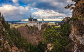 Про замок - сказку Neuschwanstein / Самый красивый и сказочный замок Людвига Второго. Альпы, Верхняя Бавария. Саму сказку можно так же посмотреть: http://www.youtube.com/watch?v=cpscCNvk4XU
