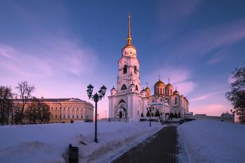 Свято-Успенский Кафедральный Собор / г.Владимир