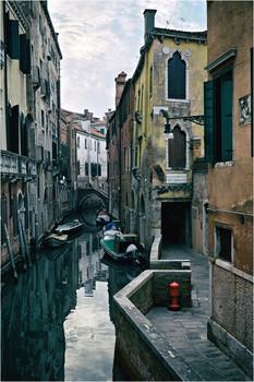 / Венеция вечер