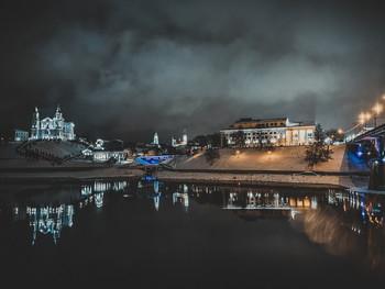 Вечерний Витебск / Фото на Huawei P20 Pro