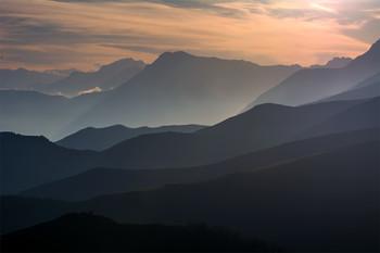 Погружаясь в сон / Кавказ