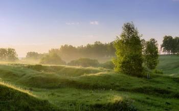 Здравствуй солнце, здравствуй новый день / Майские рассветы.
