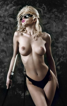 Блондинка за углом / ппп