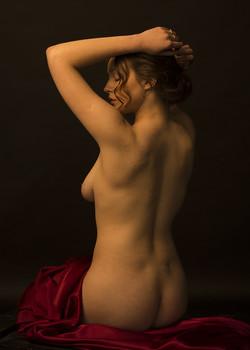 **Молодая Венера. ч.4 / Копирование и распространение этого изображения запрещено релизом.