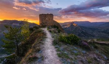 Башня Шамиля / Дагестан
