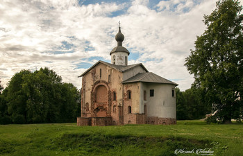 Церковь Георгия на Торгу. / ***