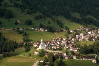 Meravigliosa valle... / Деревенский пейзаж