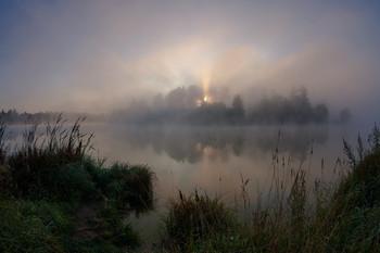 утро туманное / утро туманное