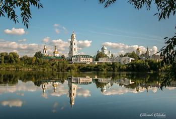 Свято-Троицкий Серафимо-Дивеевский женский монастырь. / ***