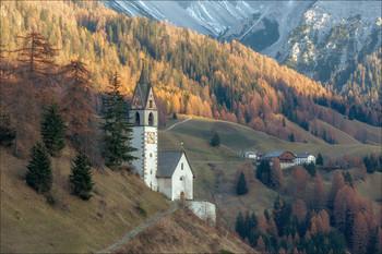 Tolpei / Знаменитое местечко Tolpei, Доломитовые Альпы.
