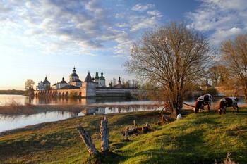 Кирилло-Белозерский мужской монастырь / Кирилло-Белозерский мужской монастырь