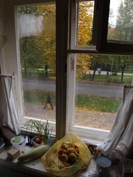 Октябрь во всей своей красе / про жёлтенькое