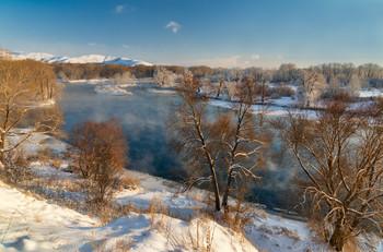 Зимняя / Протока Иртыша