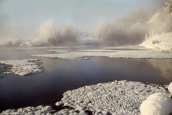 Вид на озеро / ...