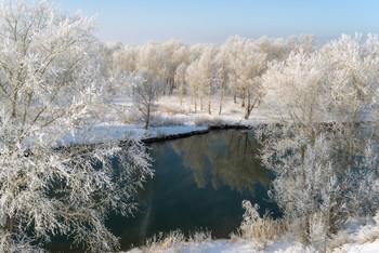Зимний этюд / Декабрь
