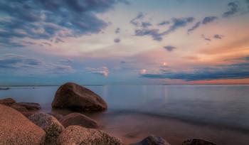 Морской пейзаж. / Балтика.
