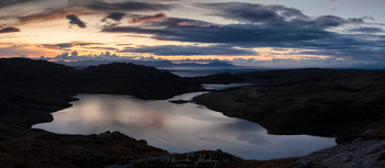 Лох Торридон / Национальный парк Бейнн Эйге, Шотландия