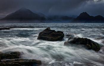 Rains over Waters / Остров Скай, Шотландия
