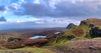 Шотландия / Природа