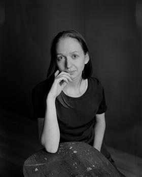 Прямой портрет, студия / 4х5