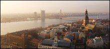 Рига. / Рига - ноябрь 2008