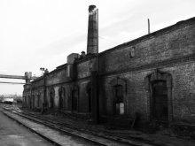 Начало века...XXI / Шпалопропиточный завод, однако.
