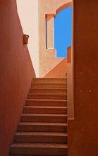 Цвет и линия IV / Продолжение. Начало здесь:  http://photoclub.by/work.php?id_photo=69400&id_auth_photo=2965#t и здесь: http://photoclub.by/work.php?id_photo=74035&id_auth_photo=2965#t  Но место другое: Эль Гуна, Египет.