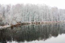 Без названия / первый снег этой зимой