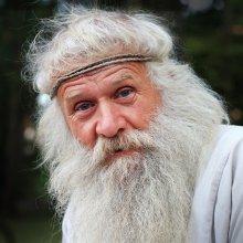 Портрет путешественника из Сибири / Он идет по свету и обретает вселенское знание  ПС: Не репост!