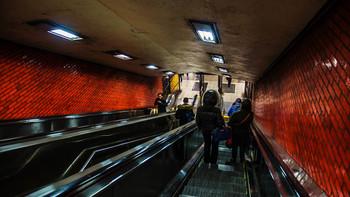 / NYC Ubahn