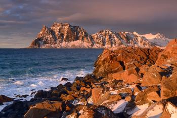 / Norway, Lofoten islands