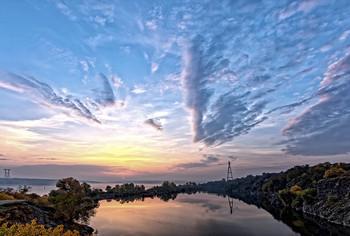 Здравствуй, солнце! / Восход над Днепром