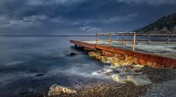 Без названия. / Чёрное море.