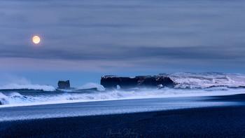 Мыс Дурхолаэй / Исландия